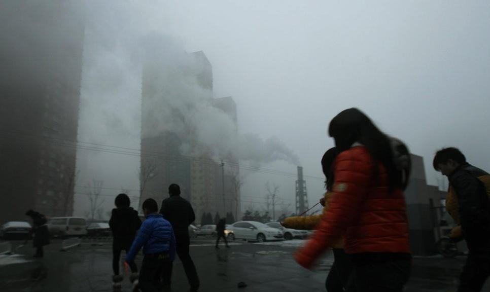 专家解析雾霾元凶 为汽车尾气排放正名