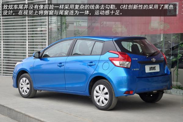 廣汽豐田YARiS L致炫-誰來挑戰Polo 2月蘇城熱銷小型車排行榜高清圖片