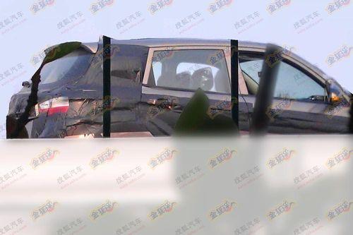 全球鹰GX7 传祺GS5等 明年上市自主SUV高清图片